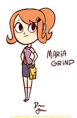 Maria Grind concept