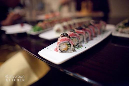 Oishii Boston Toro Truffle Maki