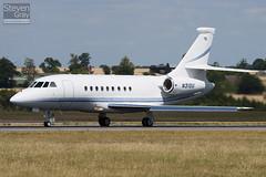 N310U - 100 - Private - Dassault Falcon 2000EX - Luton - 100721 - Steven Gray - IMG_8881