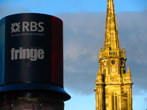 Edinburgh Fringe Festival 2010