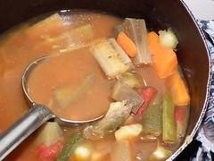 Sambar (AnoopRED) Tags: food fuji onam sadhya sadya hs10 onasadya onamfeast keralameal malayalikkoottam keralakitchen