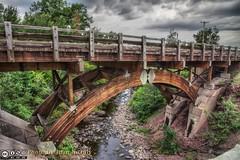 Eagle River Bridge [2762-64] (Juan N Only) Tags: bridge river landscape outdoor michigan july eagleriver upperpeninsula hdr 2010 keweenaw keweenawpeninsula tonemapped tonemapping scenicmichigan juannonly