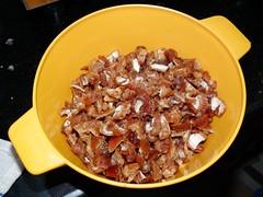 Chopped Dates (AnoopRED) Tags: food fuji onam sadhya sadya hs10 onasadya onamfeast keralameal malayalikkoottam keralakitchen