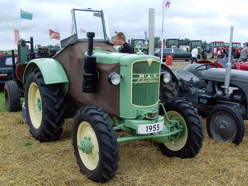 Tractor Car Tags : The world s best photos of ackerdiesel and tractor