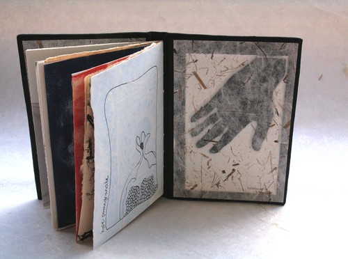 Collaborative BEST book art project