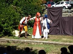 Farce médiévale par la troupe L'Echappée Belle