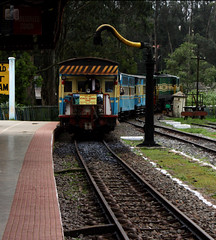 The Ooty train