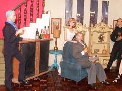 blue chair (mod-o-rama) Tags: donal men scale fashion carolyn doll dolls allen furniture barbie mad 16th royalty diorama haute draper realistic silkstone