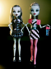 (loomy_59) Tags: monster dawn dance high doll frankie stein mattel dawnofthedance