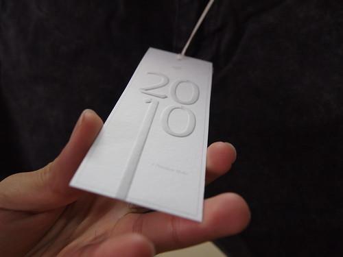 hang tags..