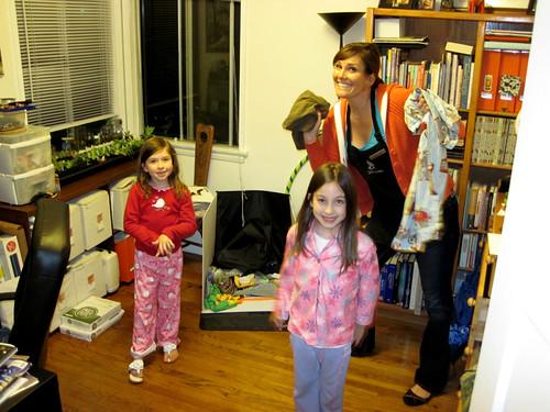 Pajama Girls
