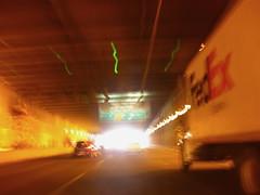 Surfacing (A.C. Riley) Tags: driving tunnel phew villemarie comingupforair