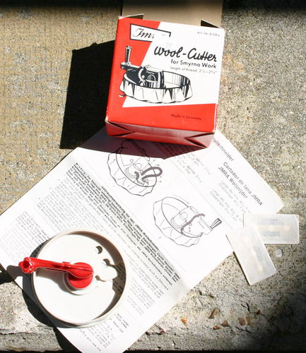 wool cutter kit with blades