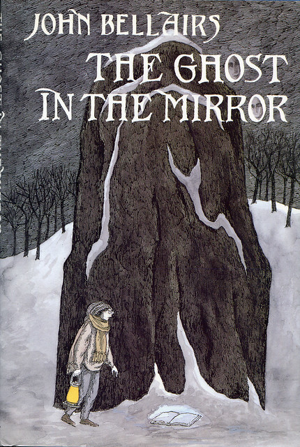 "Bellairs, John ""The Ghost in the Mirror"""