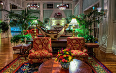 Disney's Boardwalk - The Lobby (Cory Disbrow) Tags: travel photoshop canon orlando lab florida magic lobby fl wdw waltdisneyworld canonef2470mmf28lusm hdr highdynamicrange 2010 dvc lakebuenavista baylake disneyresorts cs5 disneyvacationclub canoneos5dmarkii august2010 vacationkingdomoftheworld disneysboardwalkvillas corydisbrow wdwphotography wdwphotographycom
