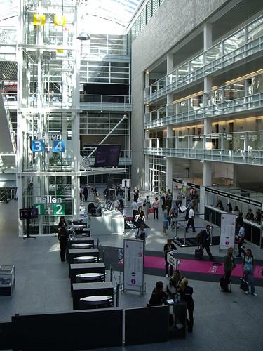 SuisseEMEX 2010 - Halle