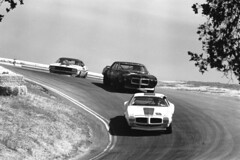 Laguna Seca Trans-Am Race, April 1970 (The Henry Ford) Tags: racing automobiles 2010 thehenryford automobileracing pontiacfirebird bensonfordresearchcenter jerrytitus transamchampionship davefriedmanracingcollection
