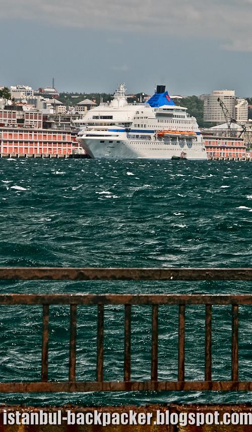 MS Cristal on Bosphorus, Istanbul
