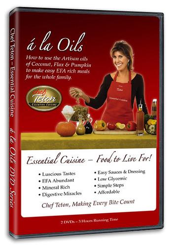 A la Oils DVD