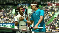 A Few Rallies with Virtua Tennis 4 and PlayStation Move