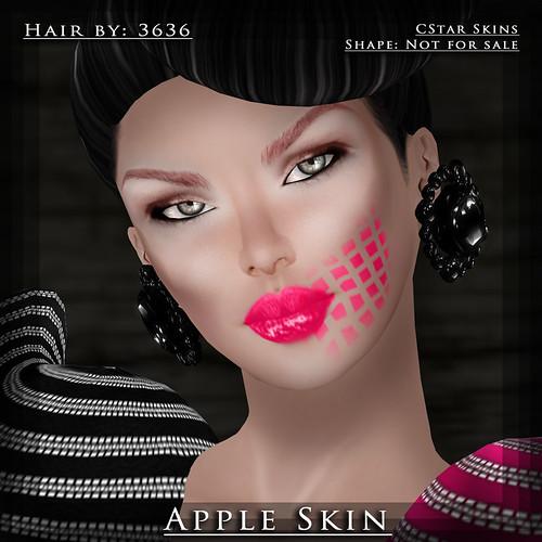 .::CStar::. Apple Skin