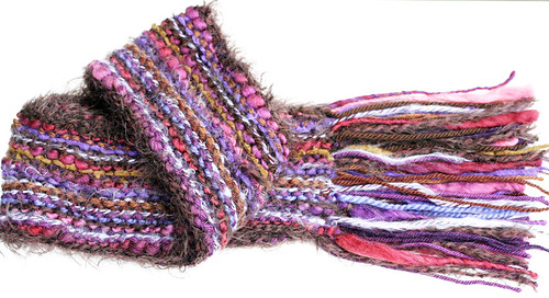 Wacky scarf