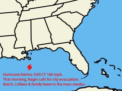 20050828-1 Katrina Timeline