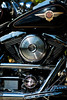 Harley-Davidson (Patrick Theiner) Tags: sunlight reflection classic bike metal closeup germany geotagged deutschland shiny europe tank stuttgart tubes engine harley chrome cycle alemania motor nikkor50mmf18 davidson allemagne cylinders polished germania lightroom nikond80 patricktheiner wwwtheinername