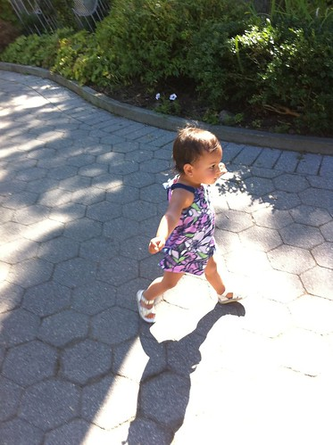 Laila at Prospect Park Zoo
