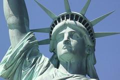 The Statue of Liberty (Hazboy) Tags: nyc usa newyork apple statue america liberty island libertad us newjersey big manhattan nj landmark icon historic statueofliberty estatua bigapple estatuadelalibertad hazboy hazboy1