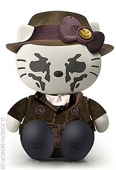 Hello Kitty rorschach
