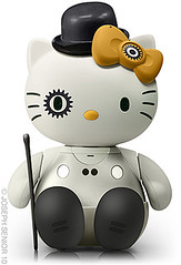 Hello Kitty Clockwork Orange