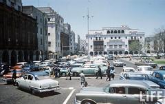 Plaza de Armas, Lima, 1960s