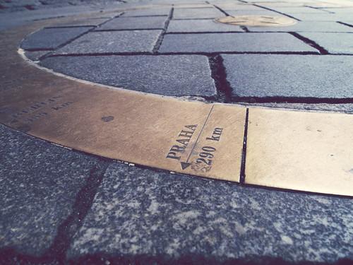 Praha v Bratislavě