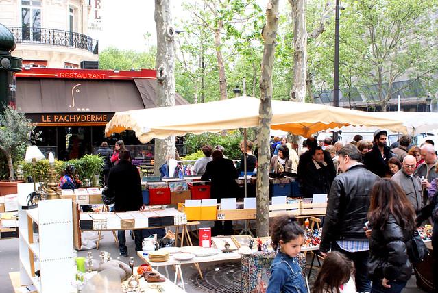 street market kk