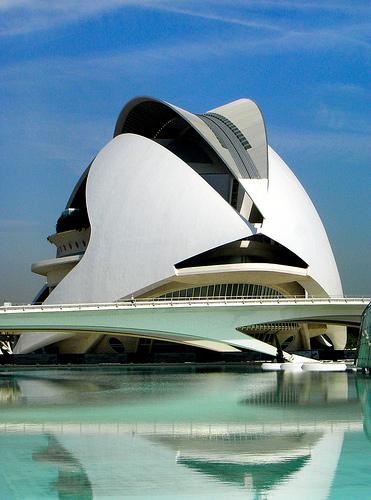 Valencia Opera House, Spain