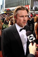 Sam Trammell from HBO's 'True Blood' at the 2010 Emmys (djtomdog) Tags: television losangeles tv hbo emmys nokialive tvjunkie trueblood samtrammell sammerlotte thomasattilalewis thetvjunkie primetimeemmy