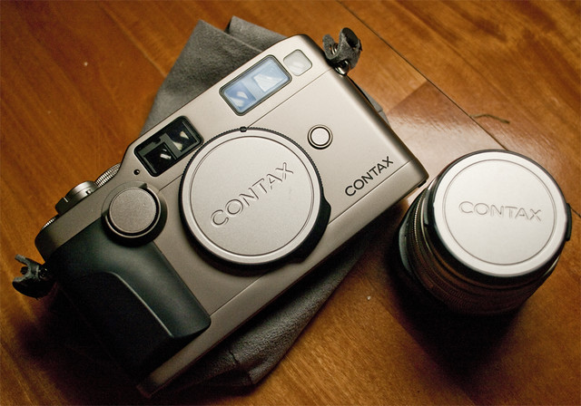 CONTAX G2+G90+Kodak vision3 500T/5219