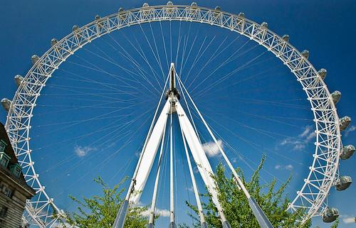 london eye - wheel 2