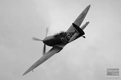 G-CCCA - CBAF.9590 - Private - Supermarine 509 Spitfire T9C - Little Gransden - 100829 - Steven Gray - IMG_3408
