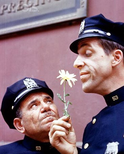 Joe E Ross and Fred Gwynne