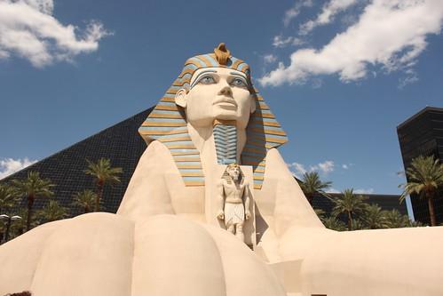 Hotel Luxor, Las Vegas, NV