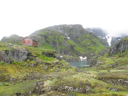 Lofoten Trollfjorden