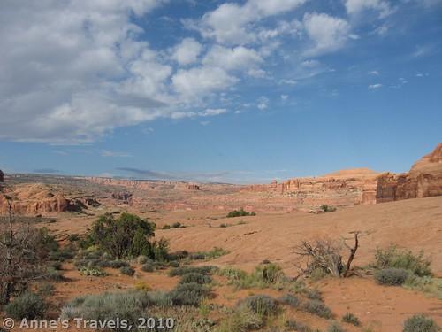 Corona Arch, Moab, Utah