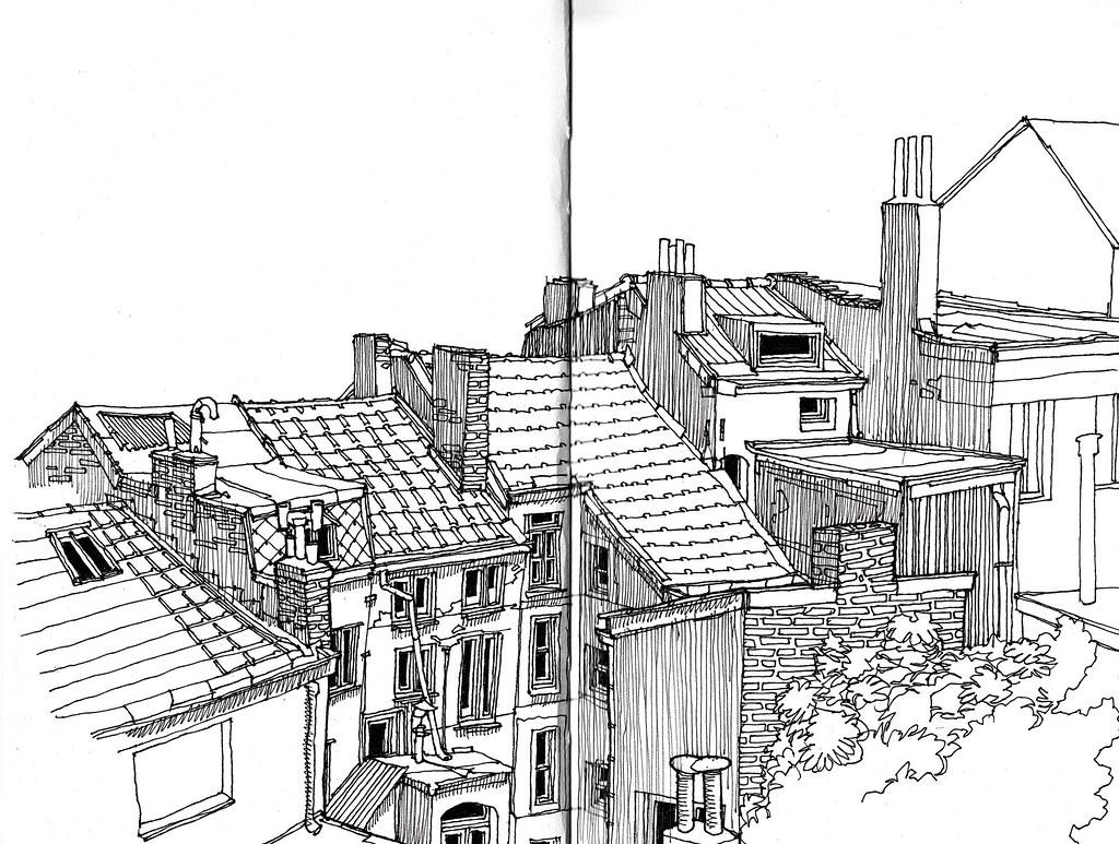 Image Result For Farm Landscape Drawing