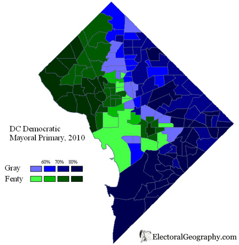2010 DC Democratic Primary