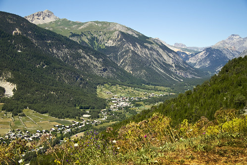 Valley of Clarée