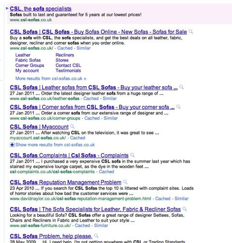 Awe Inspiring How Csl Can Deal With Its Negative Search Results Inzonedesignstudio Interior Chair Design Inzonedesignstudiocom