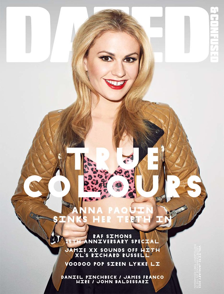 Dazed and Confused January 2011