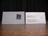Michael Hargis Business Cards